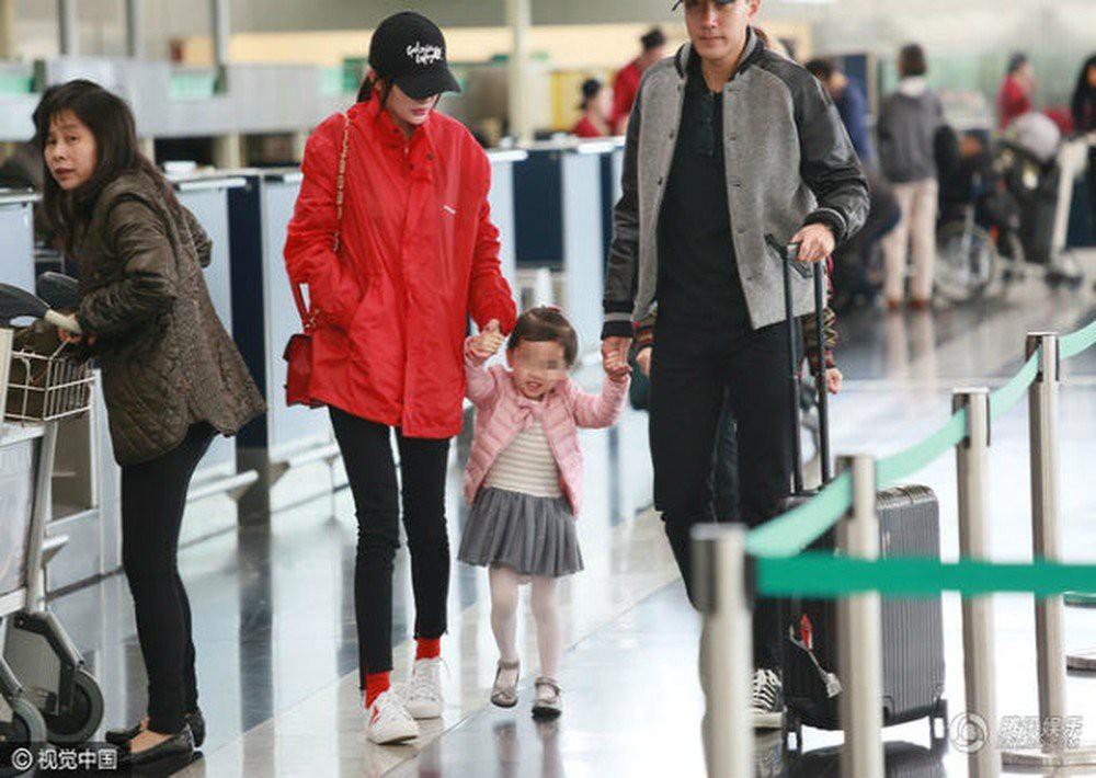 Cha của Lưu Khải Uy thừa nhận Dương Mịch đã tham dự sinh nhật con gái - Ảnh 3.