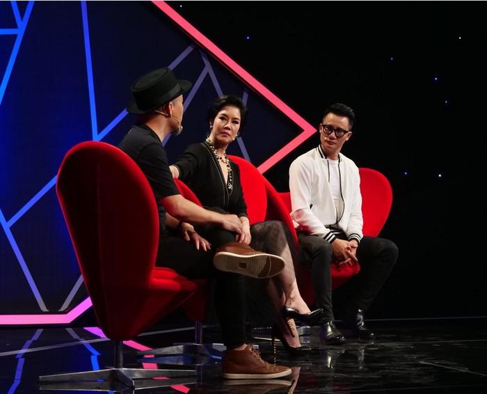 Huy Tuấn, Thu Phương 'khẩu chiến' quyết liệt trên truyền hình vì lý do này