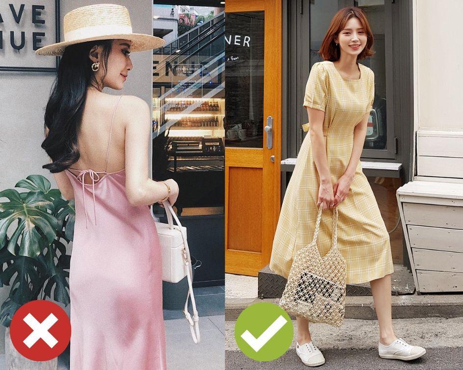 Vì môi trường công sở không khẩu nghiệp, chị em đừng mặc 4 items khiến người xung quanh khó mà tu khẩu này - Ảnh 1.
