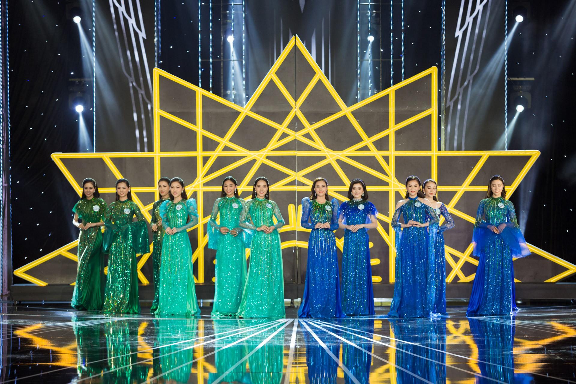Đọ sắc vóc 20 mỹ nhân lọt Top, chạm gần tới tấm vé kế nhiệm Tiểu Vy lên đường đến Thái thi Miss World 2019 - Ảnh 12.