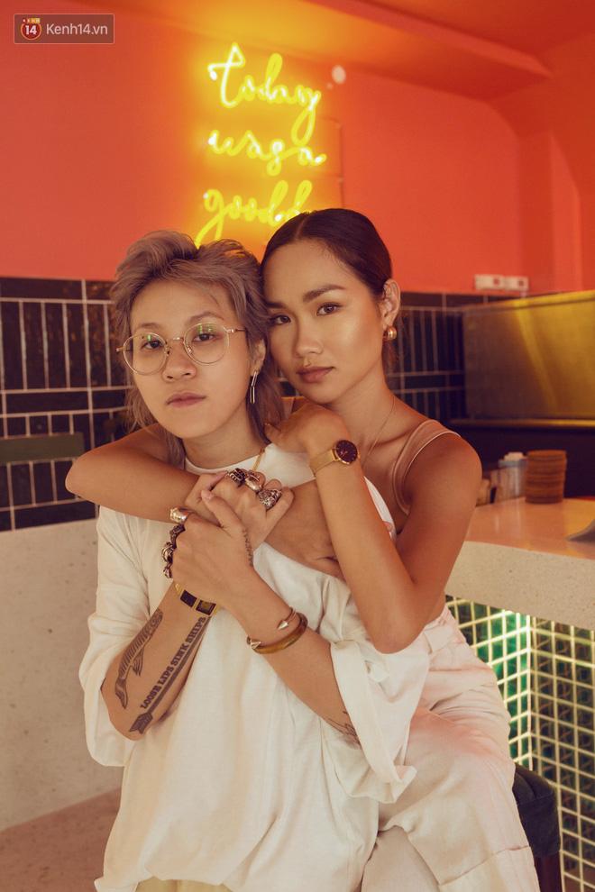 Trisha Đỗ - Gùi Trang: Dọn đồ lên New York ở cùng nhau sau 3 tuần, yêu là phải nắm tay nhau đi lên để chứng minh chứ không ăn vạ - Ảnh 7.