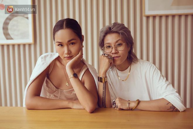 Trisha Đỗ - Gùi Trang: Dọn đồ lên New York ở cùng nhau sau 3 tuần, yêu là phải nắm tay nhau đi lên để chứng minh chứ không ăn vạ - Ảnh 6.