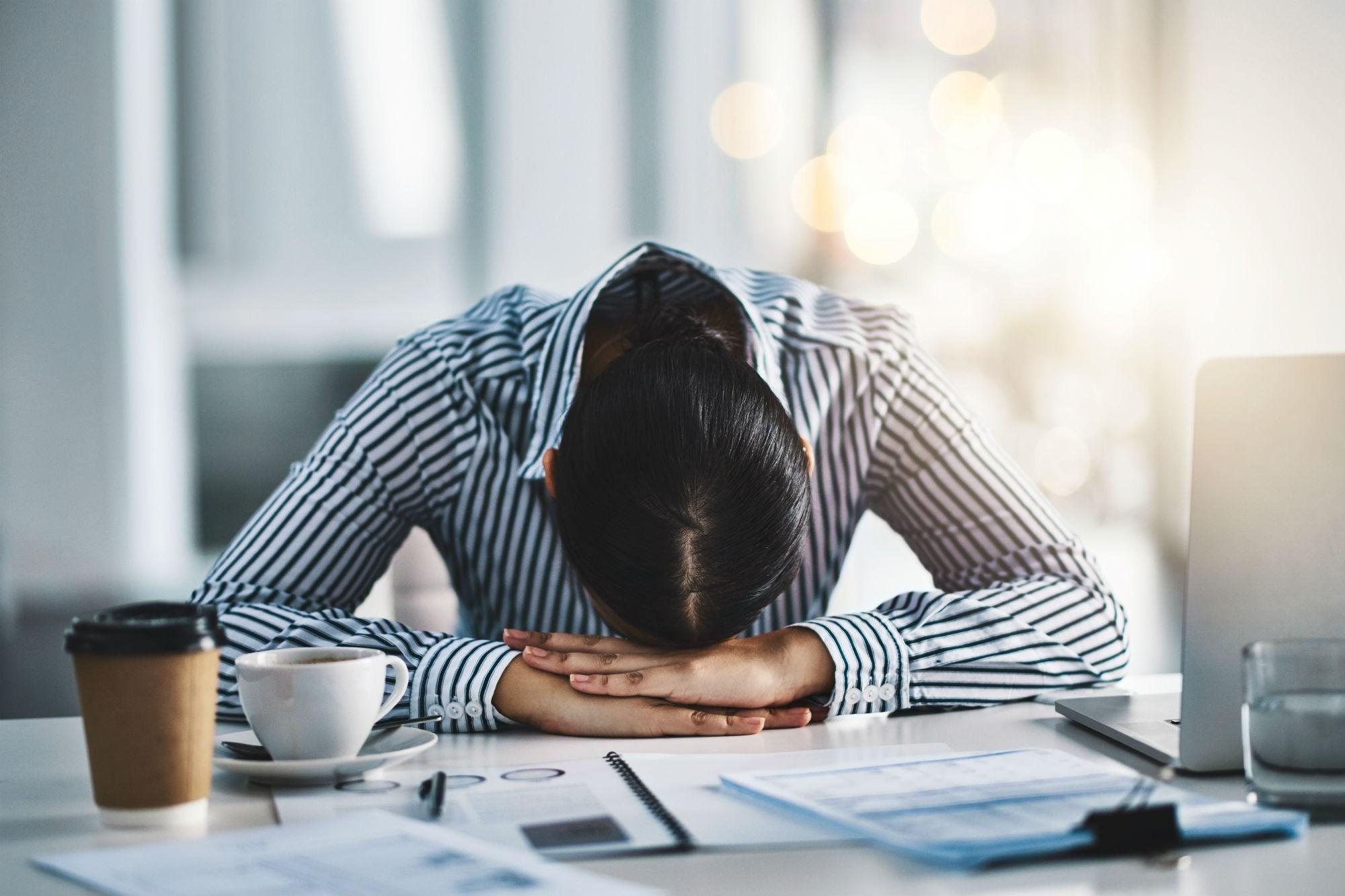 Hội chứng Burnout: tình trạng nhiều dân công sở mắc phải mà hầu như ít ai nhận ra - Ảnh 1.