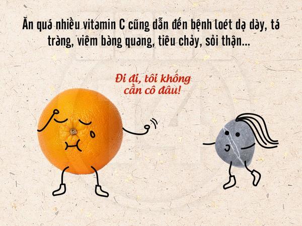 Ăn hết cả đống cam trong 1 ngày để giữ dáng... chắc chị Hà Hồ đang đùa chút thôi - Ảnh 7.