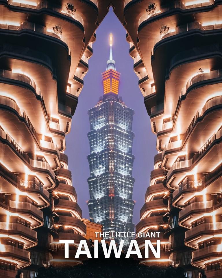 11 góc chụp Đài Loan đẹp nhất qua ống kính của nhiếp ảnh gia Thái Lan, đến cả dân bản xứ cũng không biết - Ảnh 1.
