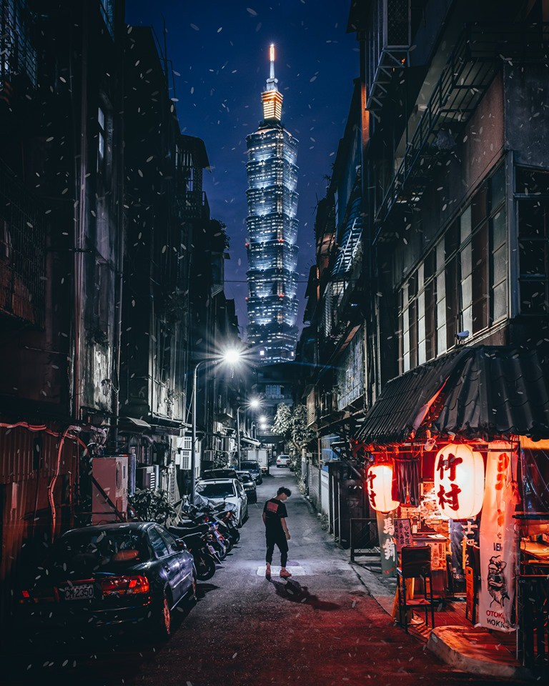 11 góc chụp Đài Loan đẹp nhất qua ống kính của nhiếp ảnh gia Thái Lan, đến cả dân bản xứ cũng không biết - Ảnh 9.