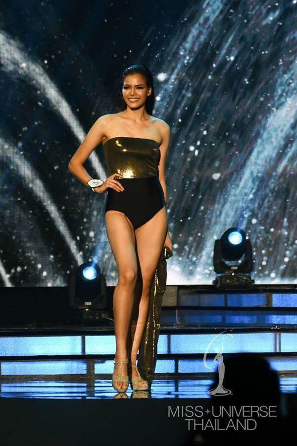 Chiêm ngưỡng nhan sắc của đại diện Thái Lan sẽ đối đầu với Hoàng Thùy tại Miss Universe 2019 8