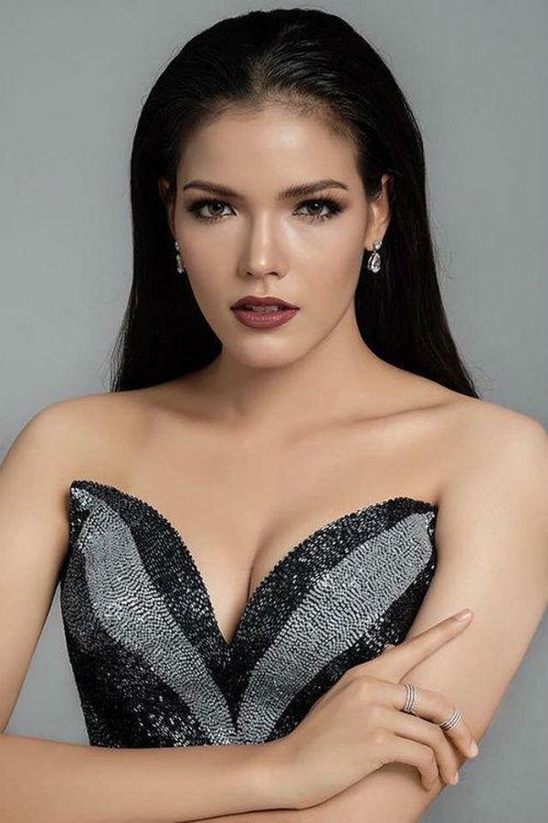 Chiêm ngưỡng nhan sắc của đại diện Thái Lan sẽ đối đầu với Hoàng Thùy tại Miss Universe 2019 11