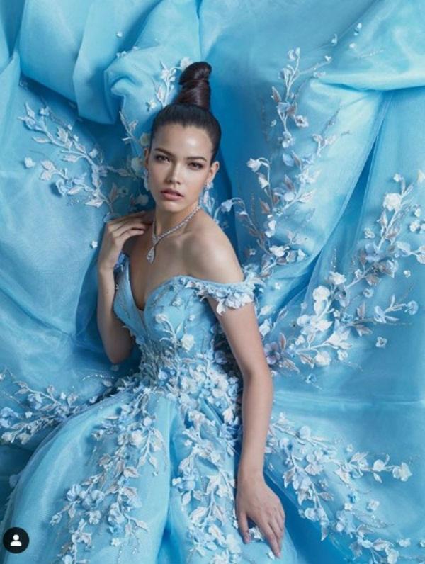 Chiêm ngưỡng nhan sắc của đại diện Thái Lan sẽ đối đầu với Hoàng Thùy tại Miss Universe 2019 4