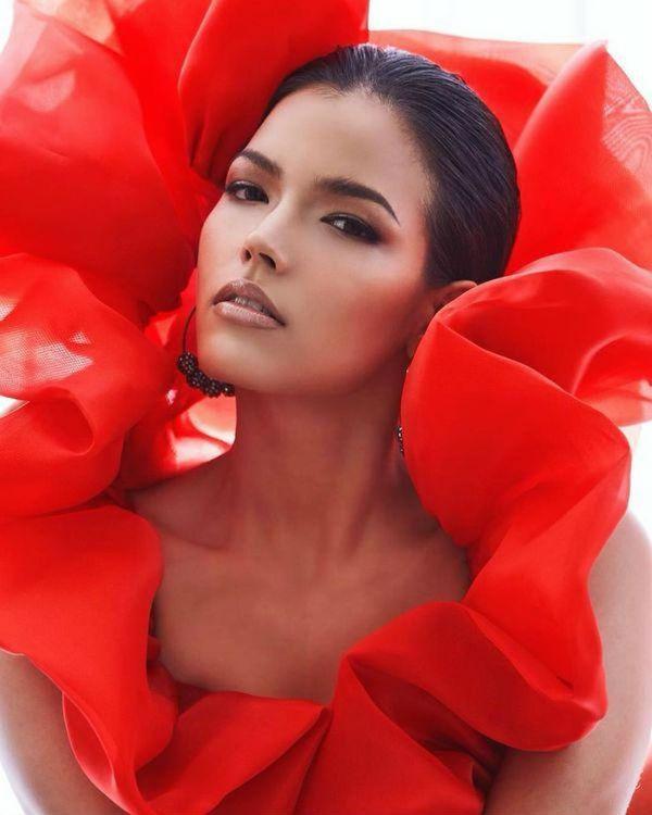 Chiêm ngưỡng nhan sắc của đại diện Thái Lan sẽ đối đầu với Hoàng Thùy tại Miss Universe 2019 6