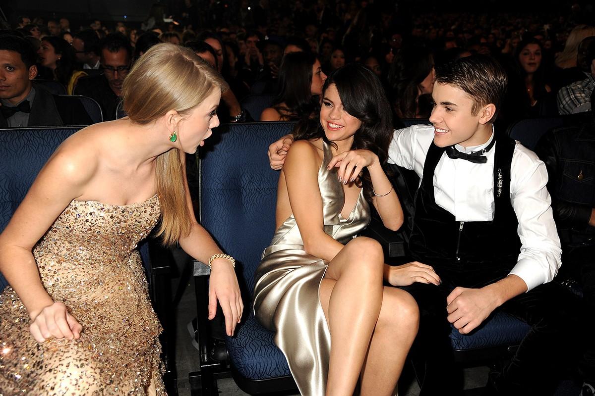 Ai ngờ trước khi cạch mặt, Taylor Swift và Justin Bieber đã từng thân đến mức tưởng chị chị em em mãi mãi bền lâu - Ảnh 11.