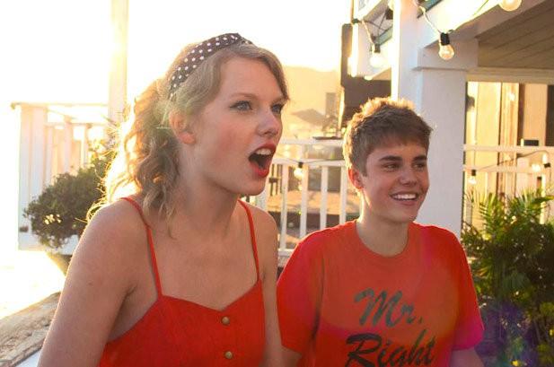 Ai ngờ trước khi cạch mặt, Taylor Swift và Justin Bieber đã từng thân đến mức tưởng chị chị em em mãi mãi bền lâu - Ảnh 15.