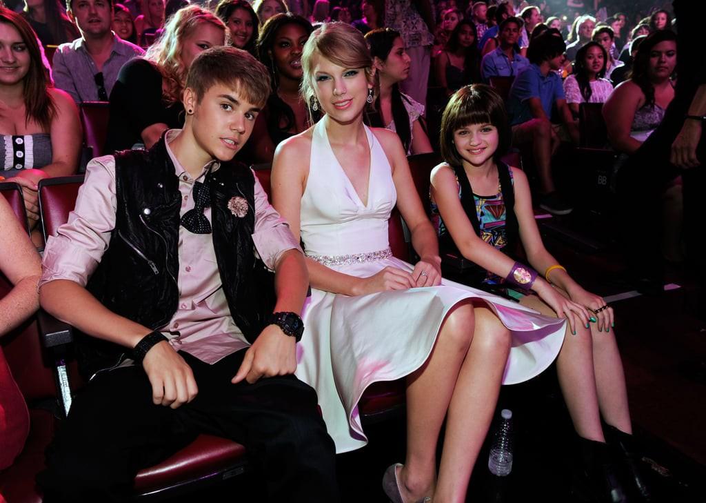 Ai ngờ trước khi cạch mặt, Taylor Swift và Justin Bieber đã từng thân đến mức tưởng chị chị em em mãi mãi bền lâu - Ảnh 6.