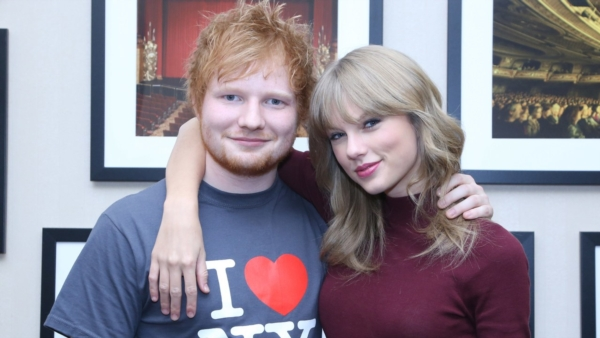 Sau tất cả, Ed Sheeran và Selena Gomez đã 'ra mặt' trong drama mới của Taylor Swift 2