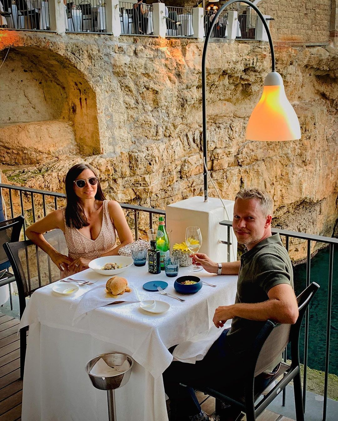 Nhà hàng trong hang động lãng mạn nhất nước Ý: Có khả năng gây mê cao cho bất kì cặp đôi nào hẹn hò tại đây - Ảnh 15.