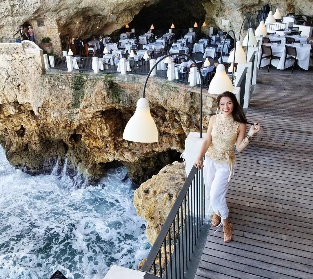 Nhà hàng trong hang động lãng mạn nhất nước Ý: Có khả năng gây mê cao cho bất kì cặp đôi nào hẹn hò tại đây - Ảnh 8.