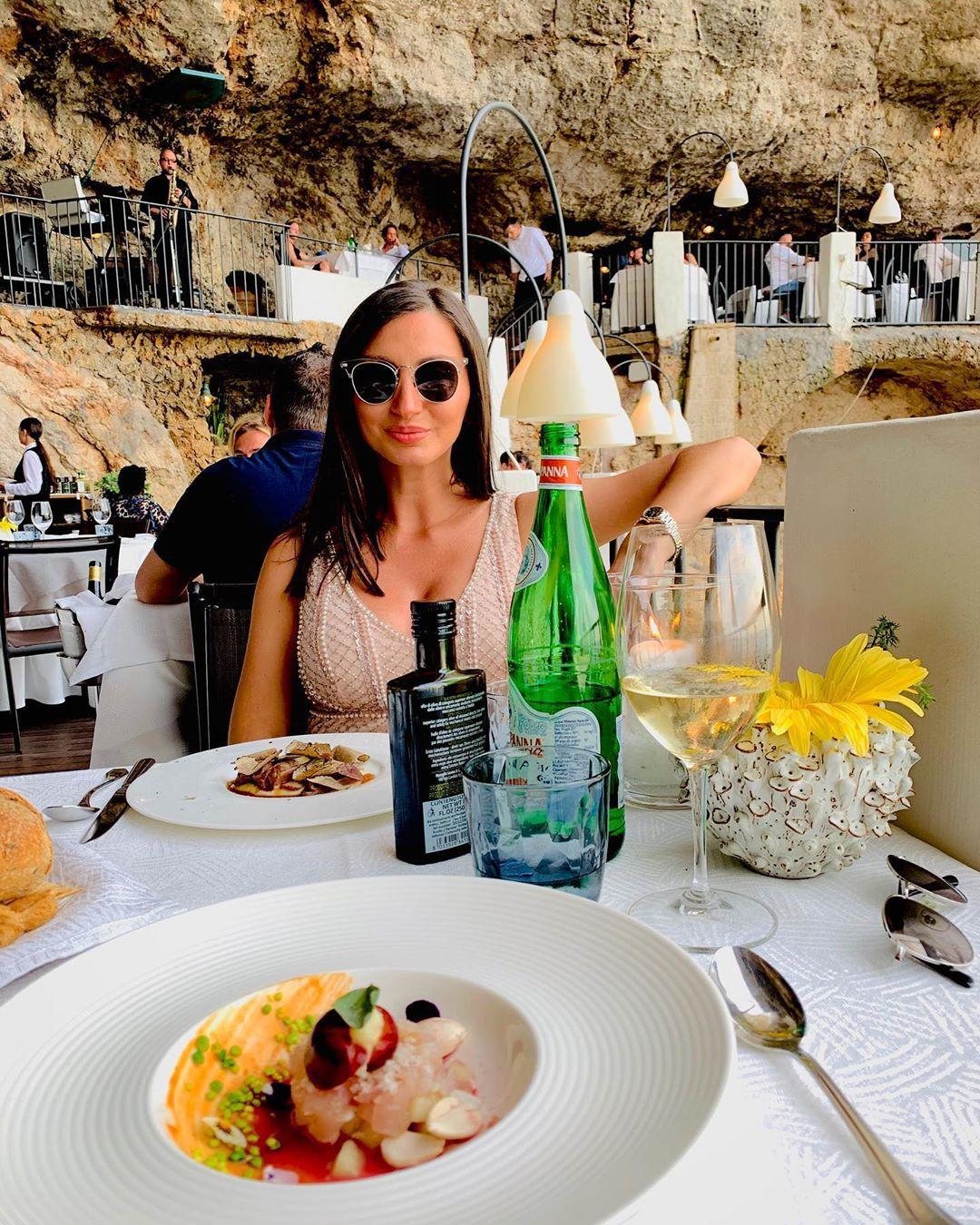 Nhà hàng trong hang động lãng mạn nhất nước Ý: Có khả năng gây mê cao cho bất kì cặp đôi nào hẹn hò tại đây - Ảnh 11.