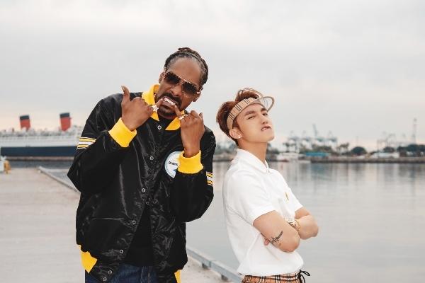 Sau Sơn Tùng -Snoop Dogg, tới lượt cặp đôi Phương Ly - JustaTee sẽ kết hợp với nghệ sĩ quốc tế đình đám 0
