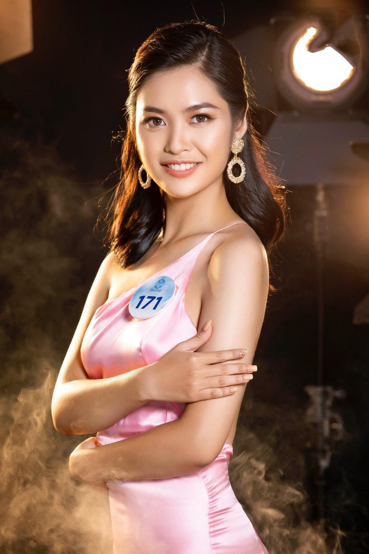 Cận cảnh sắc vóc thí sinh Miss World Việt miền Bắc: Hội chân dài 10x áp đảo, 2 nữ sinh 2001 hứa hẹn bùng nổ - Ảnh 10.