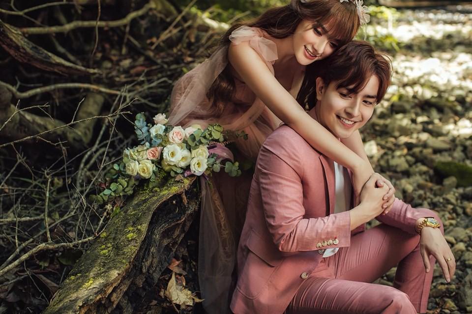Thu Thủy hạnh phúc tổ chức đám cưới với ông xã kém 10 tuổi ở Đà Lạt - Ảnh 4.