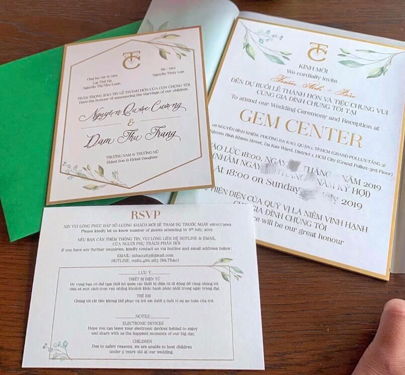 Tranh cãi chuyện không phục vụ trẻ em dưới 5 tuổi trong đám cưới, phía Cường Đô La và Đàm Thu Trang nói gì? - Ảnh 1.