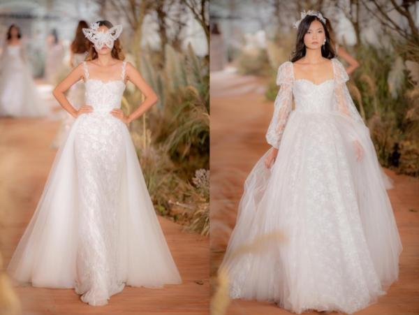 Bộ sưu tập váy cưới đẹp như cổ tích khiến cô dâu nào cũng muốn thử qua! 3
