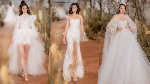 Bộ sưu tập váy cưới đẹp như cổ tích khiến cô dâu nào cũng muốn thử qua! 4
