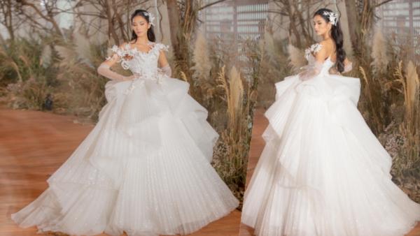 Bộ sưu tập váy cưới đẹp như cổ tích khiến cô dâu nào cũng muốn thử qua! 1
