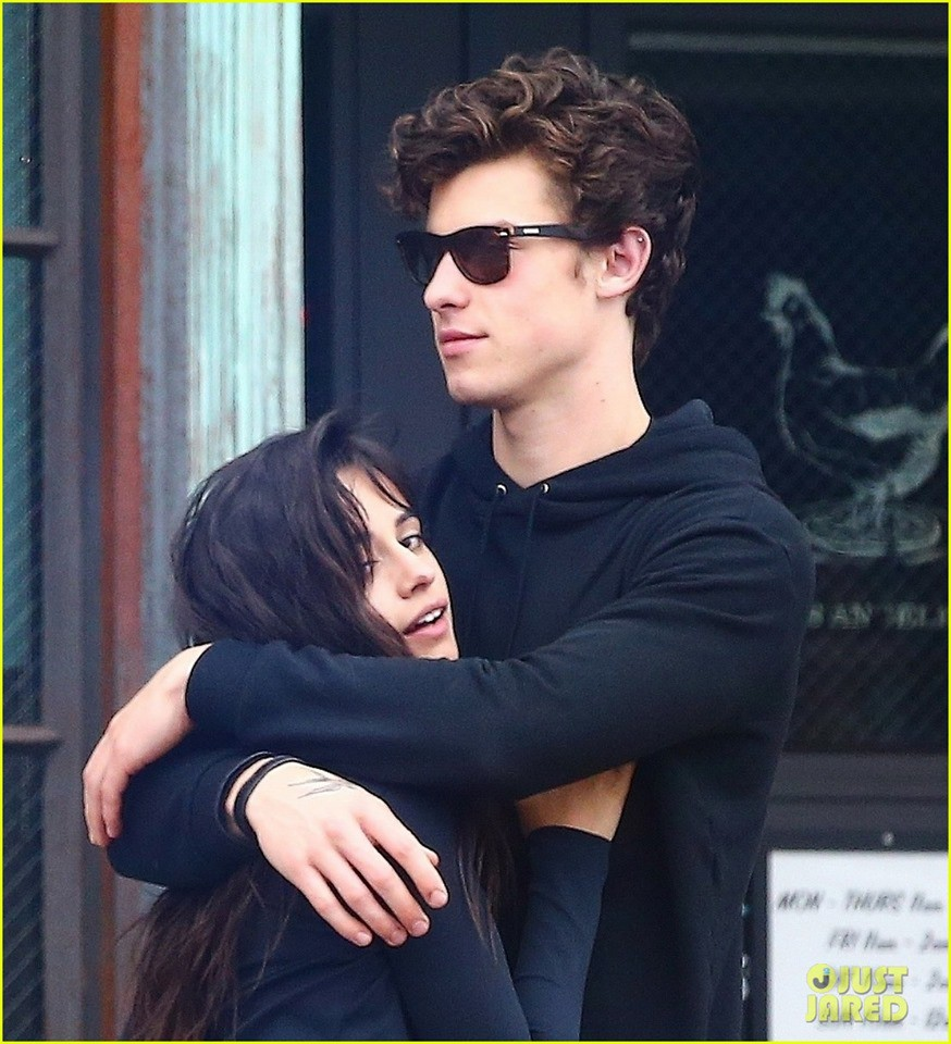 Một mực chối bay chối biến, Shawn Mendes và Camila Cabello cứ ngang nhiên ôm ấp, nắm tay thế này thì ai tin? - Ảnh 4.