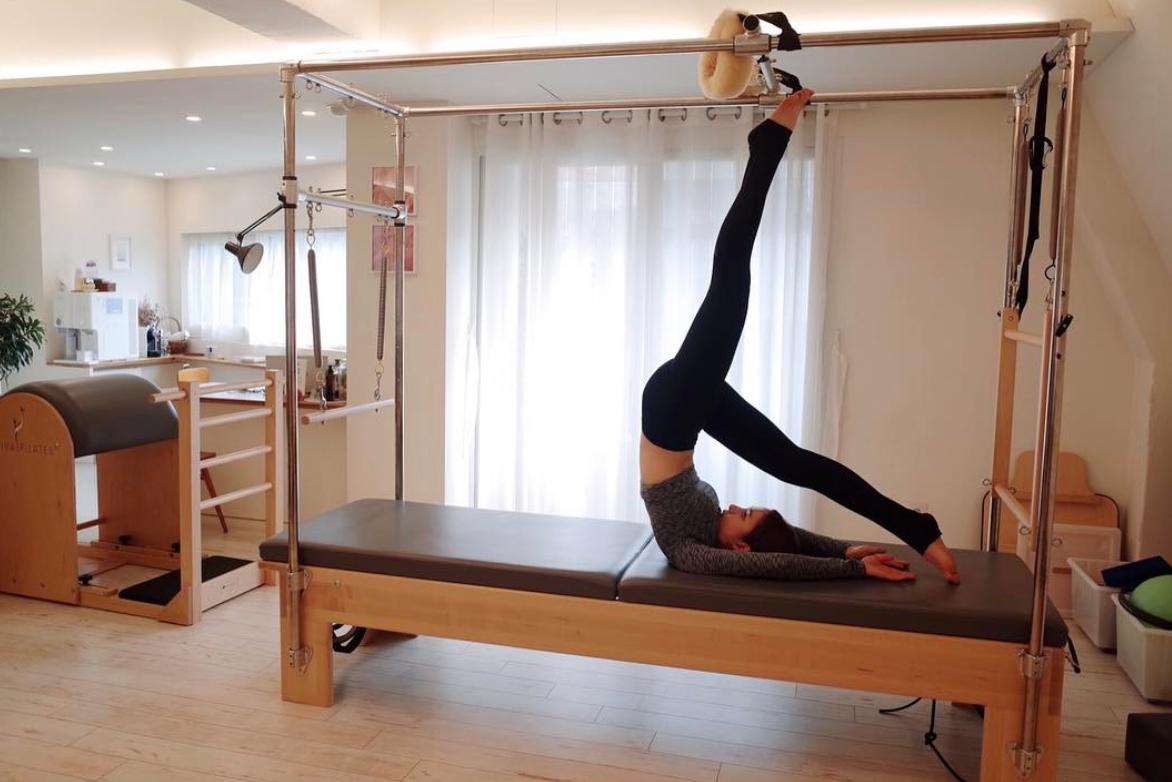 Đâu chỉ Jennie hay Rose (BLACKPINK), rất nhiều sao Hàn khác cũng chọn tập Pilates để giữ dáng - Ảnh 7.