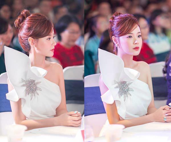 """Thấp hơn 10cm, hơn tận 10 tuổi nhưng Midu vẫn """"chặt đẹp"""" Hoa hậu"""