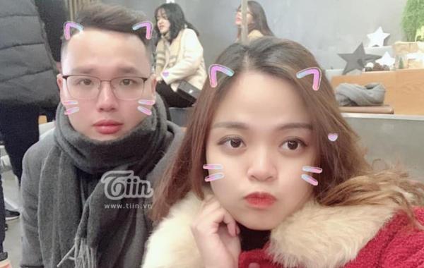 Cặp đôi Bình An - Trung Sơn