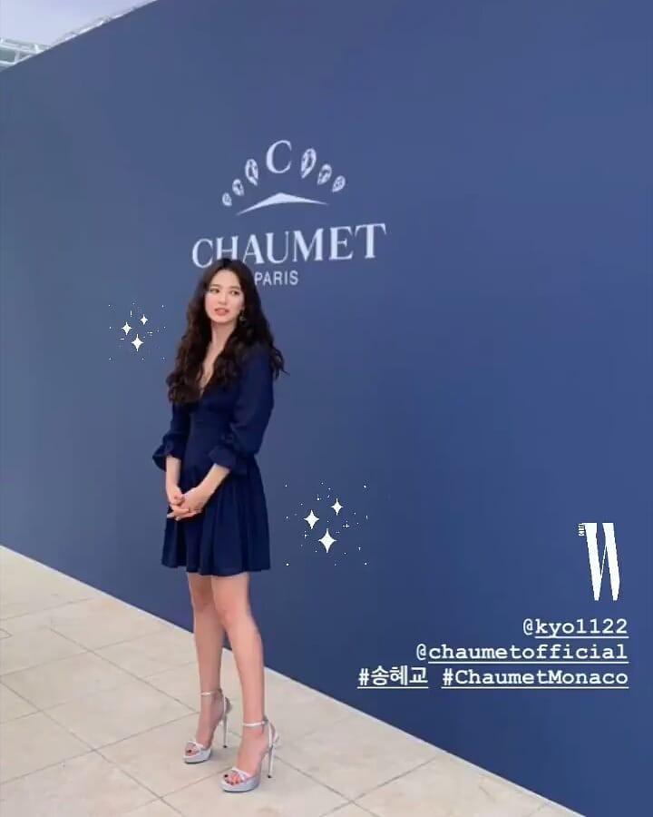 Ôi trời, Song Hye Kyo lột xác táo bạo hậu ly dị: Đã đẹp lại còn diện váy xẻ ngực sâu, khoe đôi gò bồng đảo sexy - Ảnh 8.