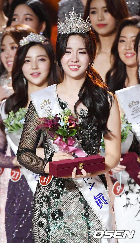 Lộ diện Tân Hoa hậu Hàn Quốc 2019: Xinh như mộng, áp đảo mọi đối thủ
