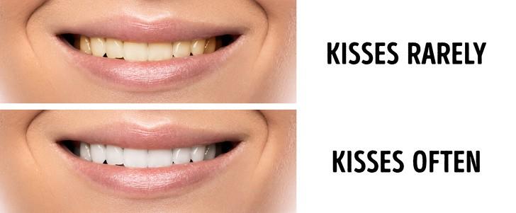 Phụ nữ được hôn thường xuyên có thể giảm cân nhanh hơn - nghiên cứu khoa học khiến các cặp đôi mừng thầm - Ảnh 4.