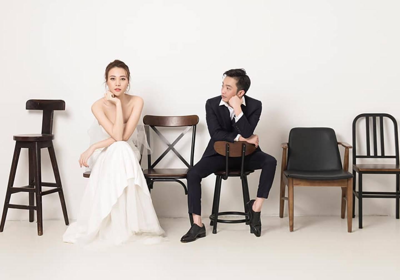 Đàm Thu Trang tung thêm ảnh cưới, khoe trọn lưng trần gợi cảm trước ngày trọng đại - Ảnh 2.