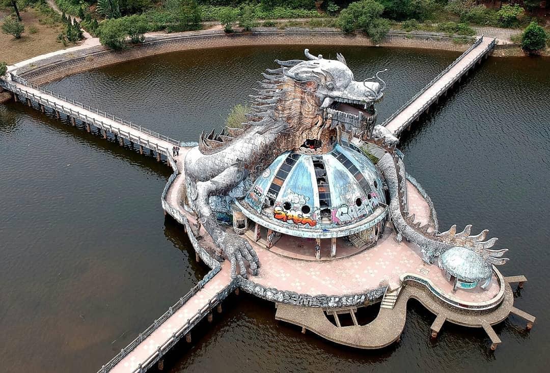 """Không kém cạnh Thái Lan, Việt Nam cũng có tọa độ được canh giữ bởi """"rồng khổng lồ"""" còn rùng rợn hơn nước bạn - Ảnh 3."""