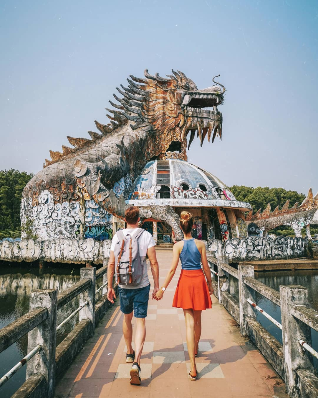 """Không kém cạnh Thái Lan, Việt Nam cũng có tọa độ được canh giữ bởi """"rồng khổng lồ"""" còn rùng rợn hơn nước bạn - Ảnh 4."""