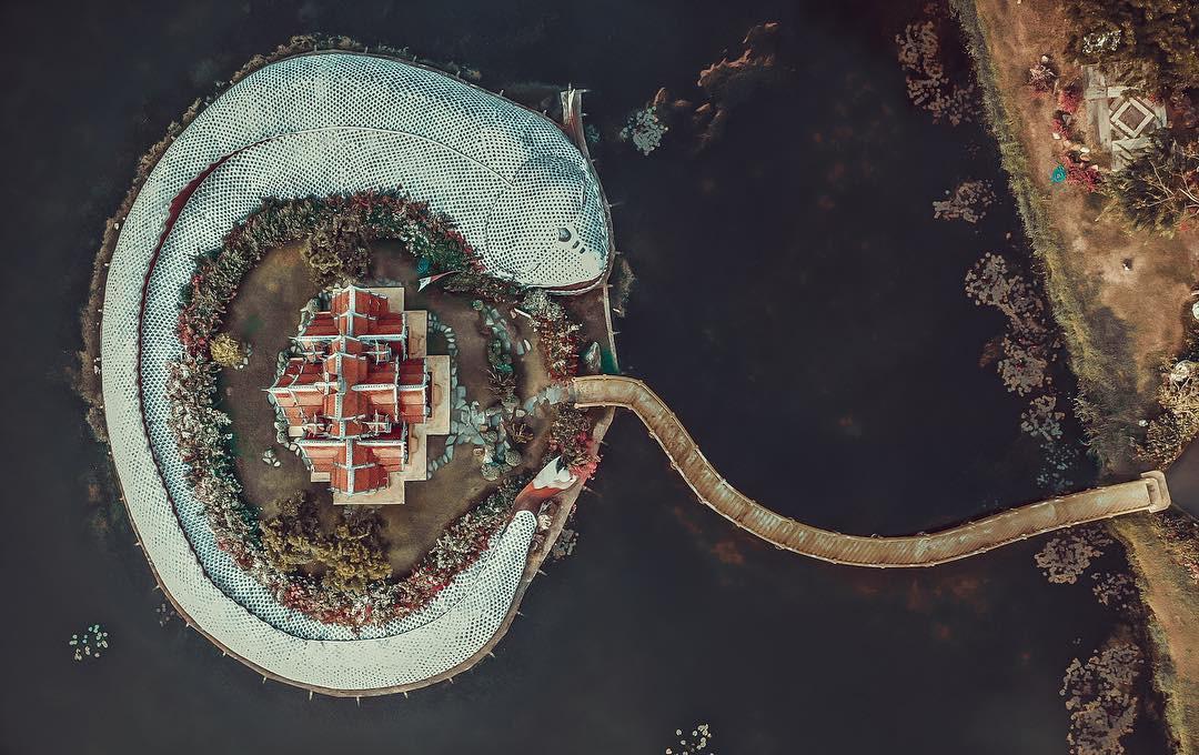 """Không kém cạnh Thái Lan, Việt Nam cũng có tọa độ được canh giữ bởi """"rồng khổng lồ"""" còn rùng rợn hơn nước bạn - Ảnh 2."""