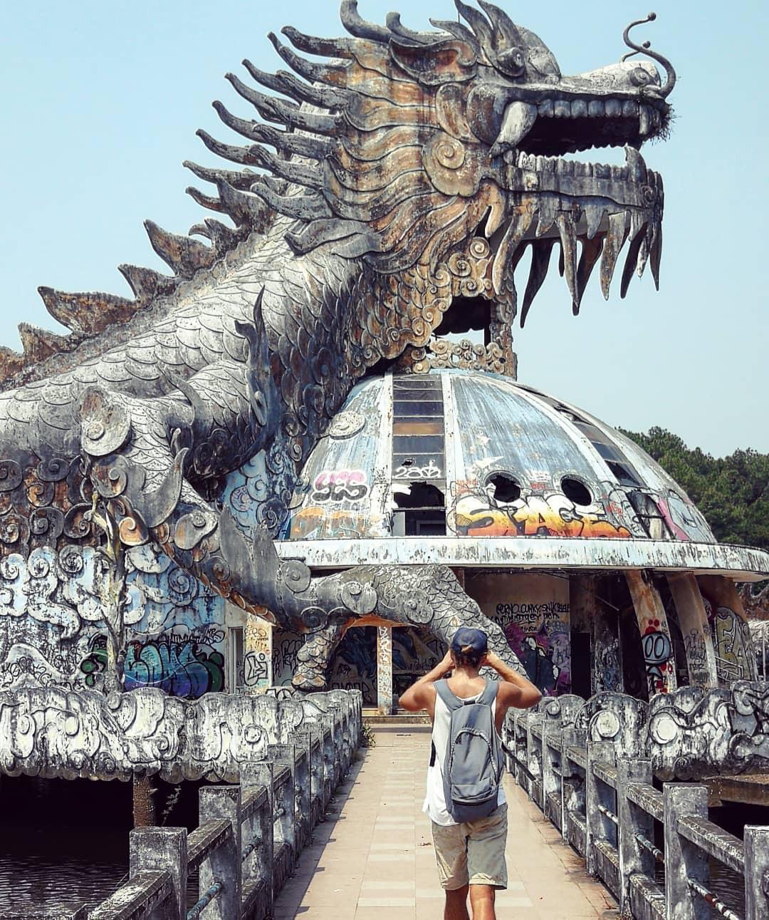 """Không kém cạnh Thái Lan, Việt Nam cũng có tọa độ được canh giữ bởi """"rồng khổng lồ"""" còn rùng rợn hơn nước bạn - Ảnh 12."""