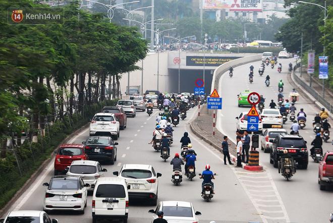 Chuyên gia giao thông: Hầm Kim Liên sẽ trở thành điểm đen nguy hiểm, nếu không có giải pháp từ bây giờ - Ảnh 4.