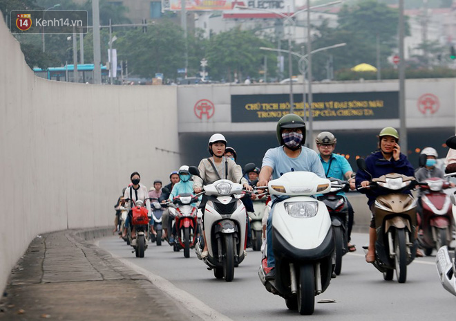 Chuyên gia giao thông: Hầm Kim Liên sẽ trở thành điểm đen nguy hiểm, nếu không có giải pháp từ bây giờ - Ảnh 7.