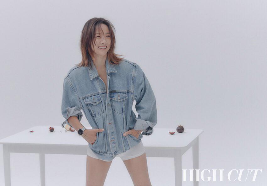 Nữ hoàng gợi cảm Lee Hyori comeback cực sexy trên bìa tạp chí, lại còn thả rông táo bạo đến mức này! - Ảnh 6.