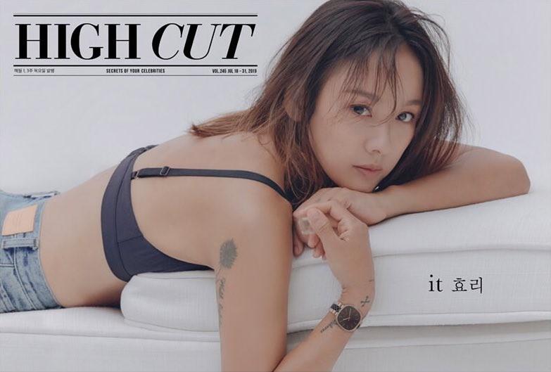 Nữ hoàng gợi cảm Lee Hyori comeback cực sexy trên bìa tạp chí, lại còn thả rông táo bạo đến mức này! - Ảnh 3.