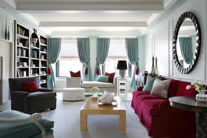 Nhìn xem bạn có thể học hỏi được rất nhiều từ những căn phòng khách có thiết kế hoàn hảo này - Ảnh 3.