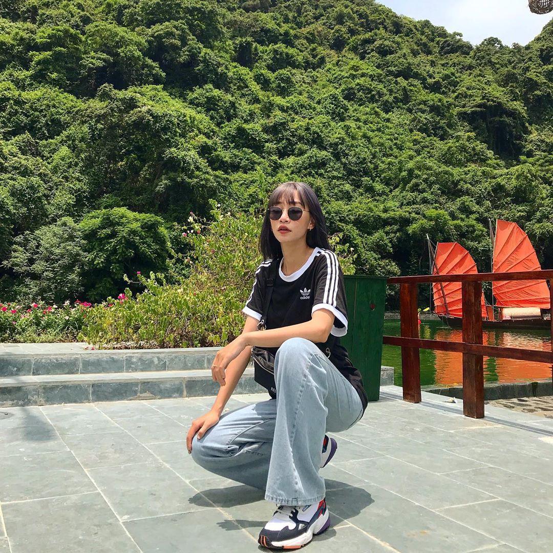 Street style giới trẻ Việt tuần qua: không chỉ đỉnh ở khoản lên đồ mà còn đỉnh ở cả dáng pose chất hơn nước cất - Ảnh 3.