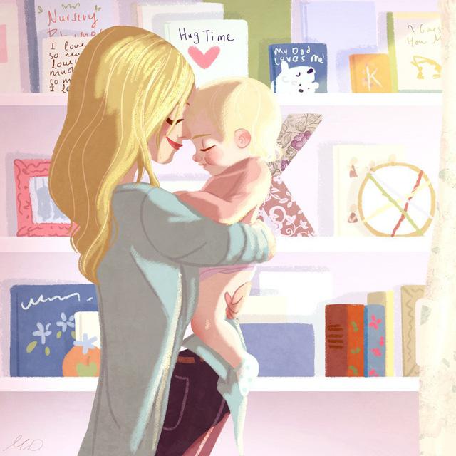 Có một người đàn bà đã yêu là không bao giờ thay lòng, bạn đã gặp trong đời mà chẳng hay - Ảnh 4.