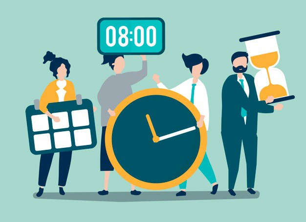 characters-people-holding-time-management-concept_53876-35232