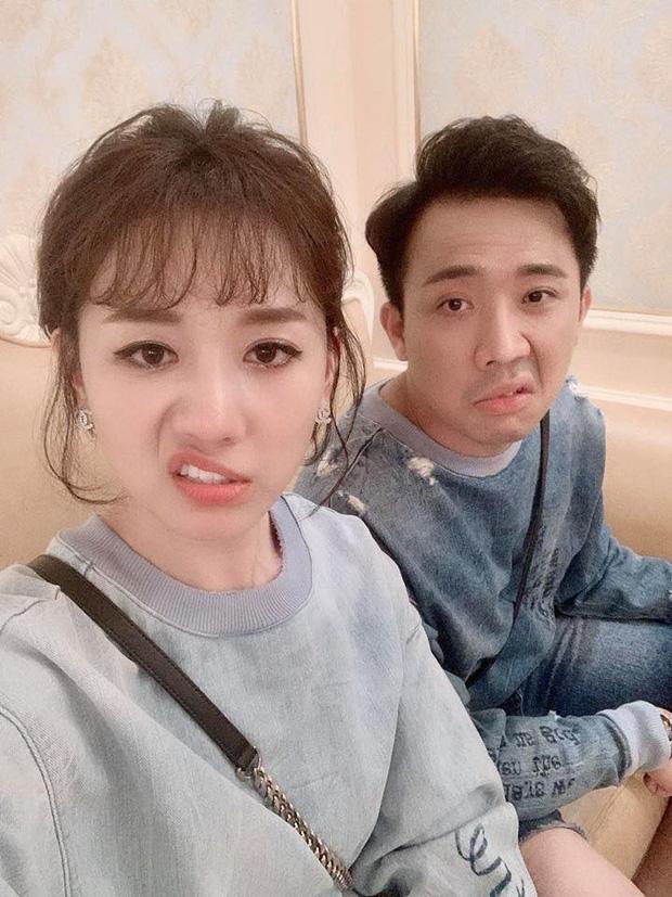 Mệt thay cho nhà Trấn Thành - Hari Won: Vợ thắt chặt chi tiêu, chồng quyết tâm tuyên chiến vì chiếc bụng đói! - Ảnh 4.