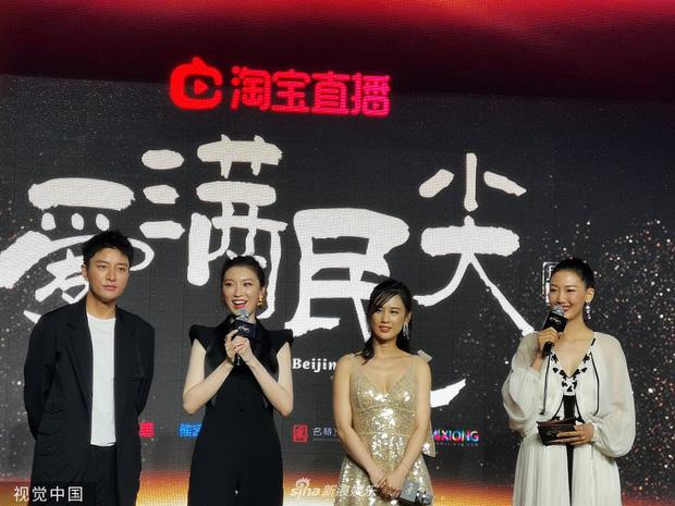 Phạm Băng Băng xuất hiện tại sự kiện chớp nhoáng vẫn giành spotlight, canh tranh gay gắt với Đổng Tuyền, Huỳnh Thánh Y - Ảnh 13.
